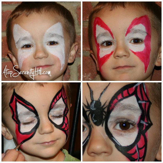 spidermanCollage