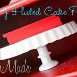 DIY cake plate inspirations