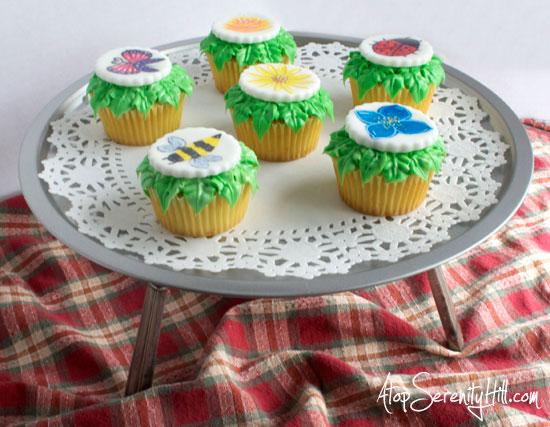 cupcakesoncakeplate