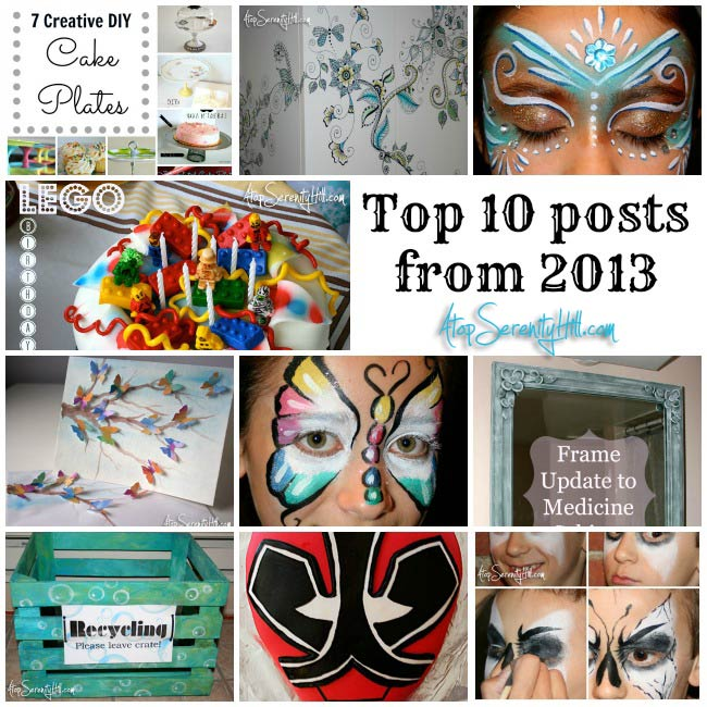 Top 10 posts from 2013 • AtopSerenityHill.com