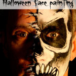 Quick tips and ideas for Halloween face painting