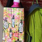 Create an insulated lunch bag
